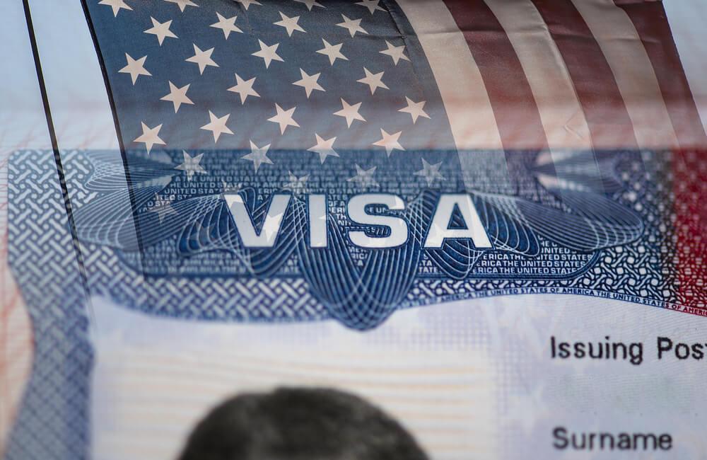 Amerika Vizesi vizata - B-1 Ticari Amaçlı Ziyaretçi Vizesi