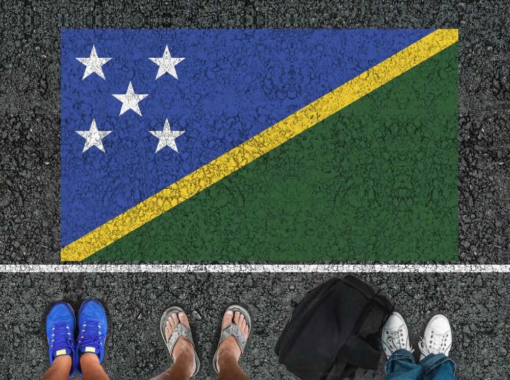 Solomon Adaları vizesi