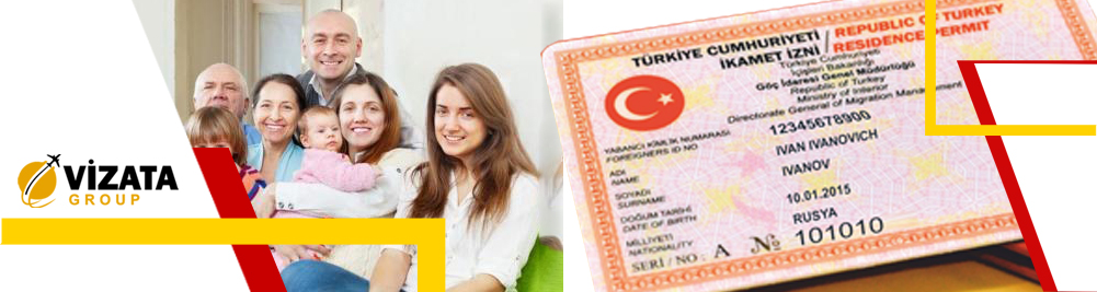 Türkiye Akraba Ziyareti Amaçlı İkamet İzni